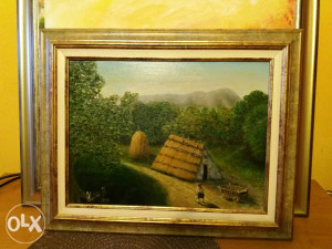 Umjetnicke slike ulje na platnu