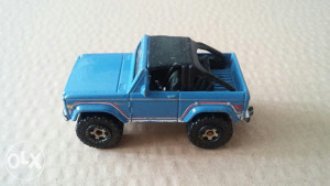 Autić Matchbox Ford Bronco 2006