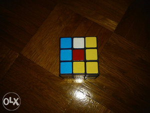 Rubikon kocka
