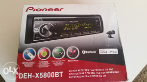 Pioneer mp3 USB Bluetooth