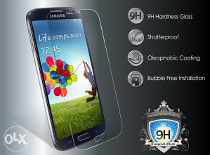 Samsung Galaxy S4 kaljeno staklo