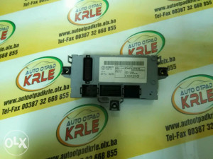 BSI elektronika Punto 2 1.3 MJ 51735171 KRLE