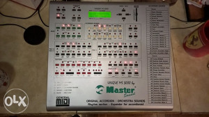 Expander,ekspander za harmoniku(MS 3000by Mastersound )