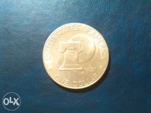 Eisenhower Dollar-Kovanica 1 dolar