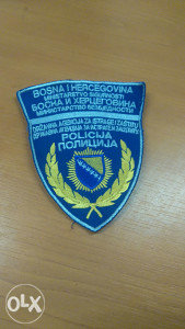 Policijska oznaka 3-ministarstvo bezbjednosti