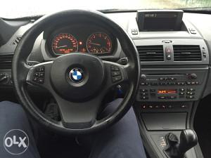 BMW X3 3.0d