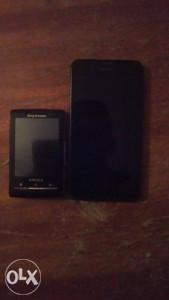 Nokia Lumia 635 i Sony Xperia