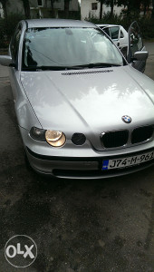 BMW 320 d Top Stanje Facelift 110 kw