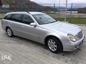 Mercedes E270 W211 ELEGANCE