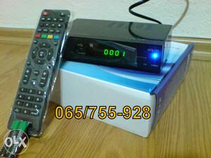 Kombo risiver ( DVB-S2 HD satelitska/ DVB-T2 zemaljska)