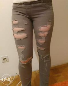 Ženske hlače, Terranova, veličina S