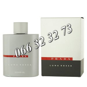 Prada Luna Rossa 200ml Shower Gel ... M 200 ml