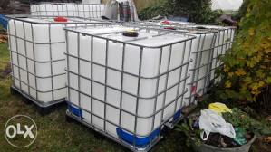 Cisterna za vodu 1000l bačve za vodu