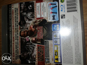 PS 3 THE FIGHT