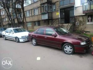 Opel vectra 16v