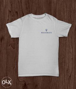 SuperMajice | AUTA | Maserati majica