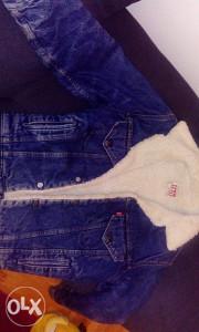 Levis teksas jakna original
