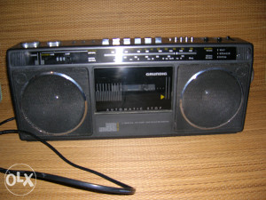 Grundig radio kasetofon