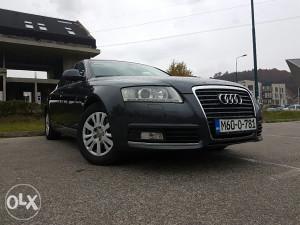 Audi a6 2.7 TDI v6 FACELIFT
