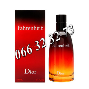 Christian Dior Fahrenheit 100ml After Shave ... M 100 ml