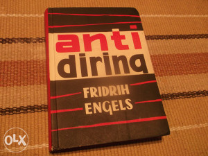 Anti Diring, Fridrih Engels
