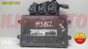 ELEKTRONIKA MOTORA 9655883280 P206 1.4 8V 2005 ILMA