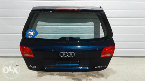 Gepek Vrata Audi A3 2004 do 2012