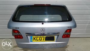 Gepek Vrata Mercedes B klasa 2006