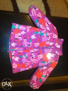 Zimska jakna za djevojčice by Lindex