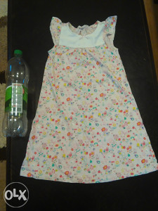 Ljetna haljina za djevojčice H&M