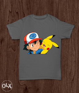 SuperMajice   CRTANI FILMOVI   Pokemon majica