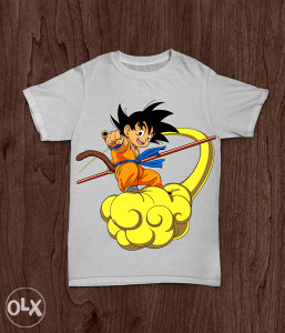 SuperMajice | CRTANI FILMOVI | Dragon Ball Z majica