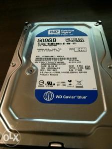 Western Digital HDD 500 GB