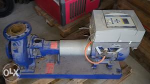 Pumpa za vodu sa motorom i elektronikom