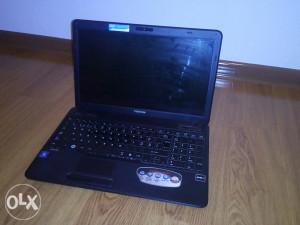 Laptop toshiba c655