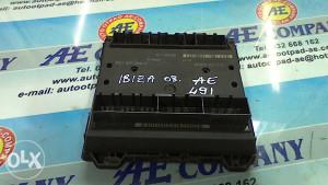 Elektronika BSI Seat Ibiza 03g 6Q1937049C AE 491