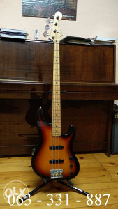 Fender Jazz Bass Plus 1990
