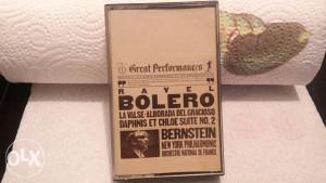 Orginal Kaseta BERNSTEIN Bolero