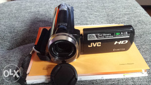 JVC HD EVERIO CAMCORDER