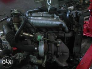 Motor renault megan scenic 1.9dti 72kw