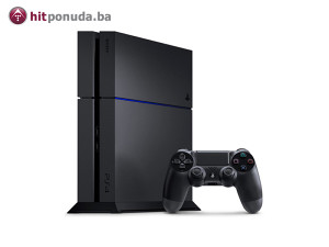 Playstation 4 1TB Black Chassis