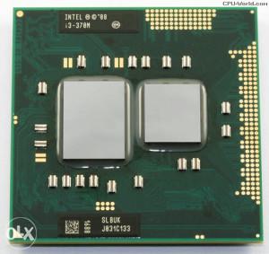Procesor Laptop Intel Core i3-370M