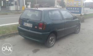 Vw polo 1999g 14 benzin  zamjena  za mladje auto