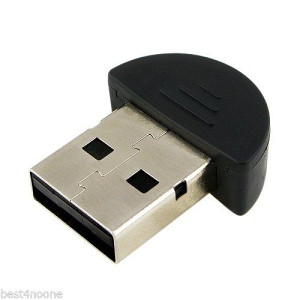 Wireless USB Bluetooth dongle