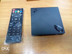 Android tv box x2