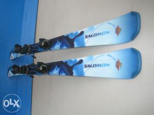Skije Salomon Siam SC Spaceframe
