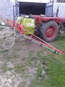 traktorska sprica