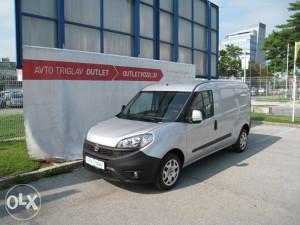 Fiat Doblo Cargo 1.4 T-Jet 16v Natural Power CNG Maxi SX