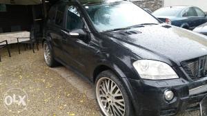 Mercedes ml 23