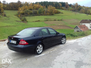 Mercedes c220 cdi facelift 2005 god